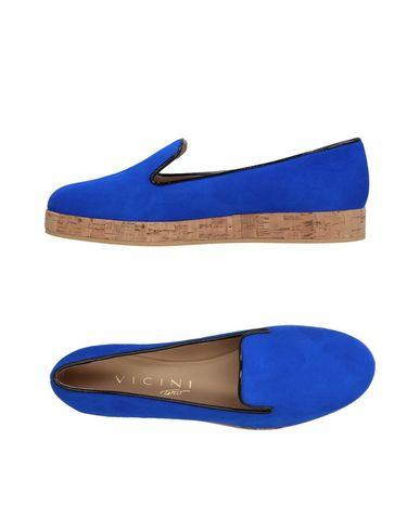 Zapatos de mujer baratos zapatos de mujer Mocasín Mocasines Vicini Tapeet Mujer - Mocasines Mocasín Vicini Tapeet - 11378089SW Azul eléctrico 392b51