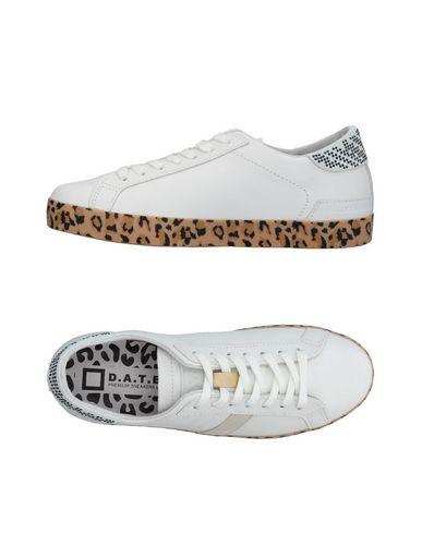 Zapatos cómodos y versátiles Zapatillas D.A.T.E. Mujer - Zapatillas D.A.T.E. - 11378108RE Blanco