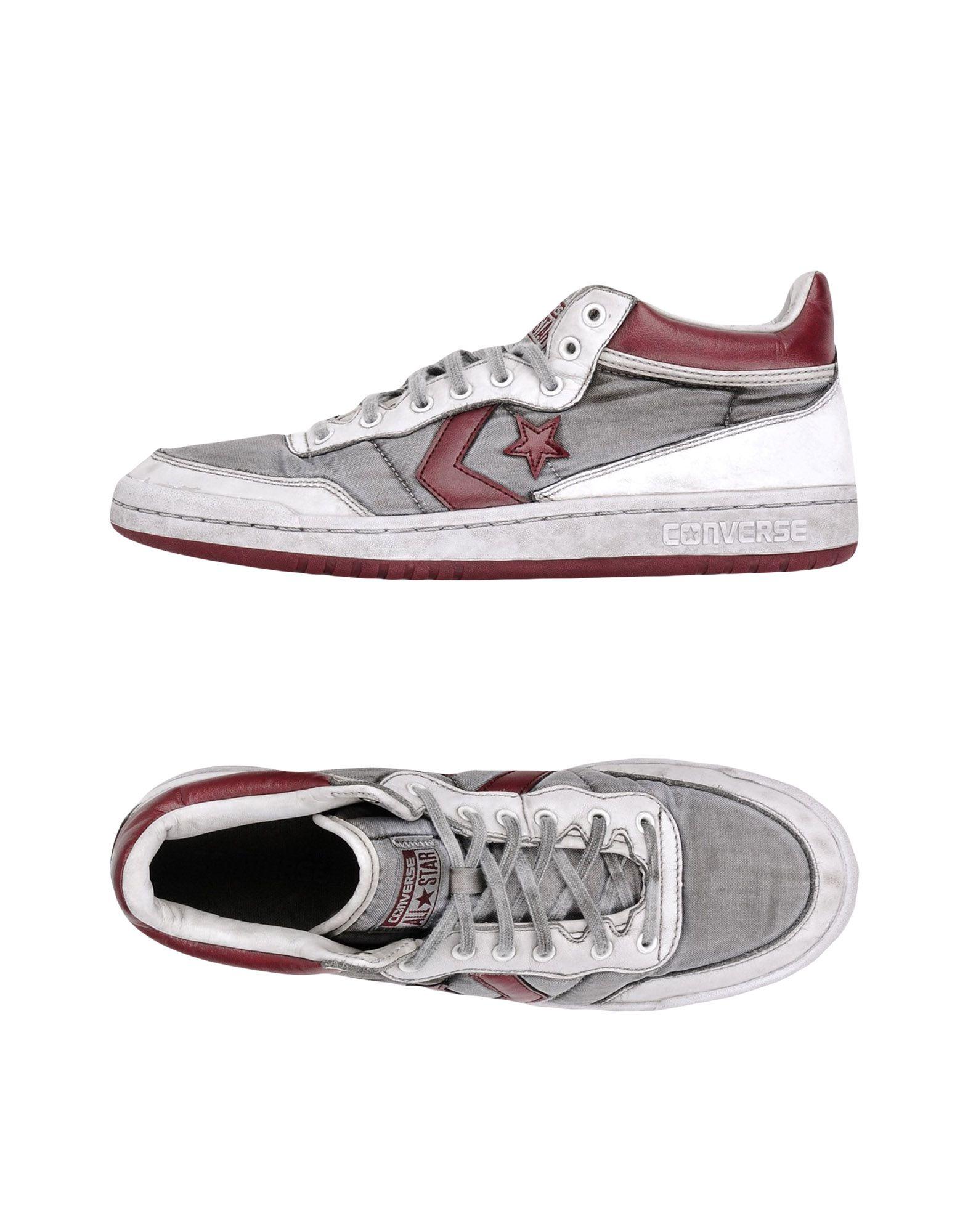 Rabatt echte Schuhe Break Converse Limited Edition Fast Break Schuhe 83 Mid Nylon/Leather Ltd  11378112WX e05348