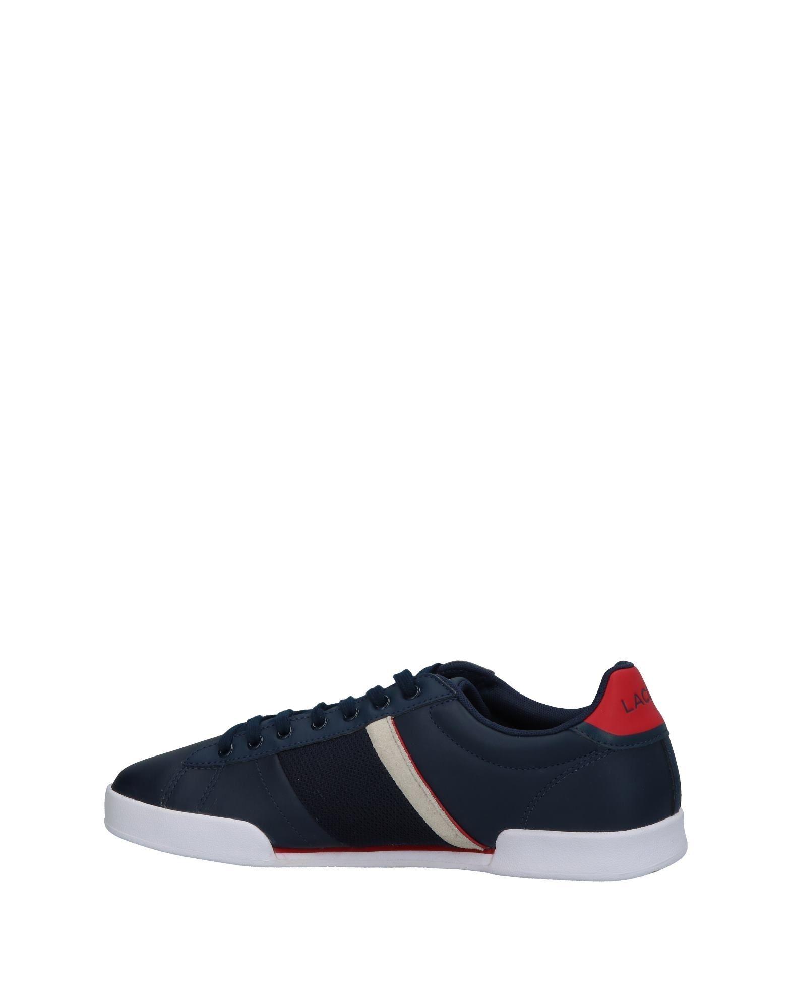 Rabatt echte Schuhe Lacoste Sneakers Herren  11378152JK