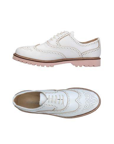 Zapato De Cordones Stellaberg Mujer - Zapatos De Cordones Stellaberg - 11378333UE Blanco
