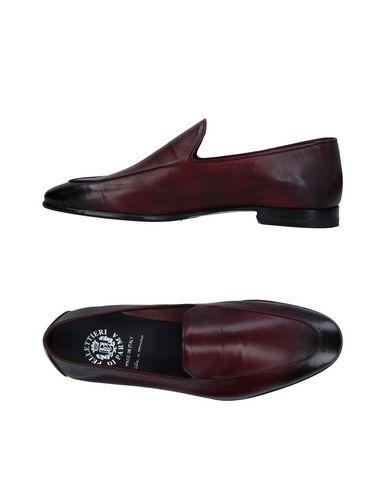 Zapatos con descuento Mocasín Pellettieri Di  Parma Hombre - Mocasines Pellettieri Di  Parma - 11378406TU Burdeos