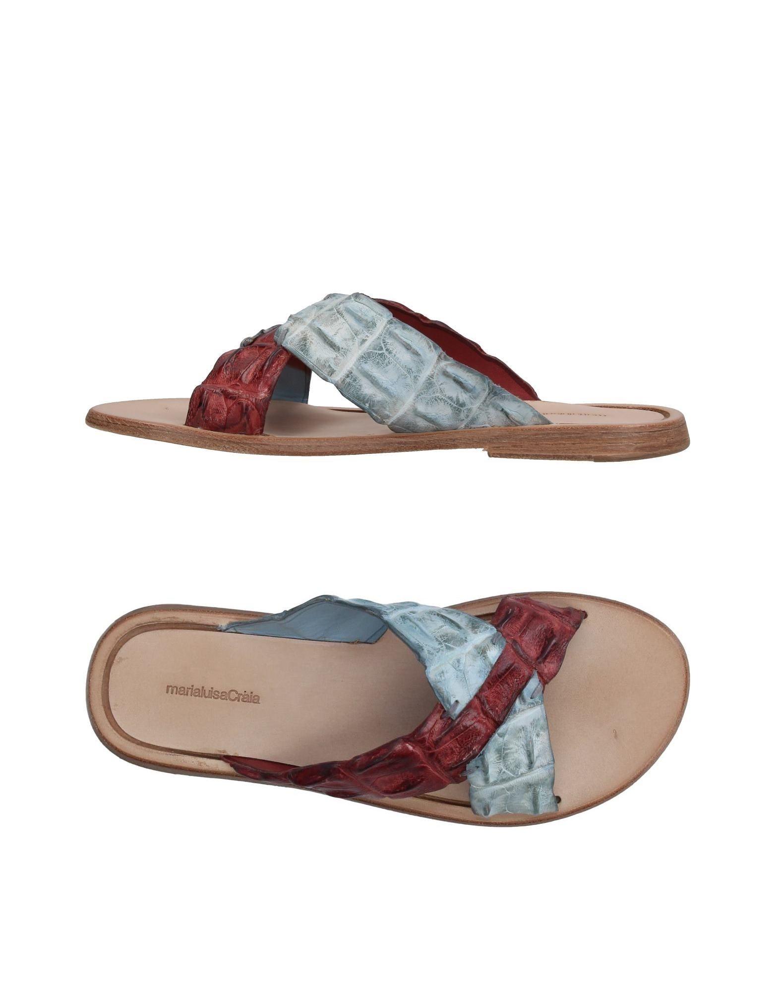 Marialuisa Craia Sandalen Damen  11378511CF Gute Qualität beliebte Schuhe