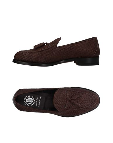 Zapatos con descuento Mocasín Hombre Pellettieri Di  Parma Hombre Mocasín - Mocasines Pellettieri Di  Parma - 11378597KX Café a98578