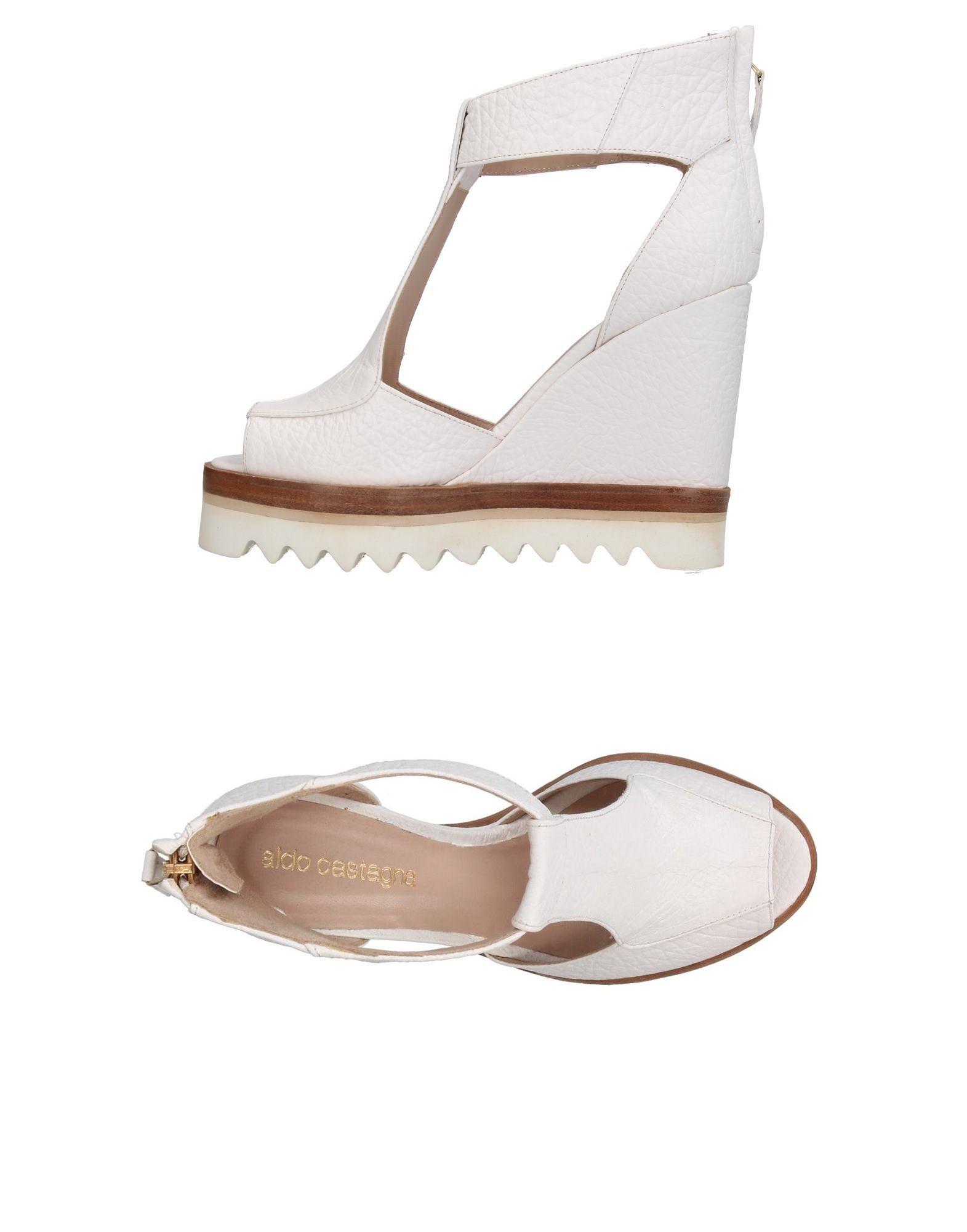 Stilvolle billige Schuhe Aldo Castagna Sandalen Damen  11378615NA