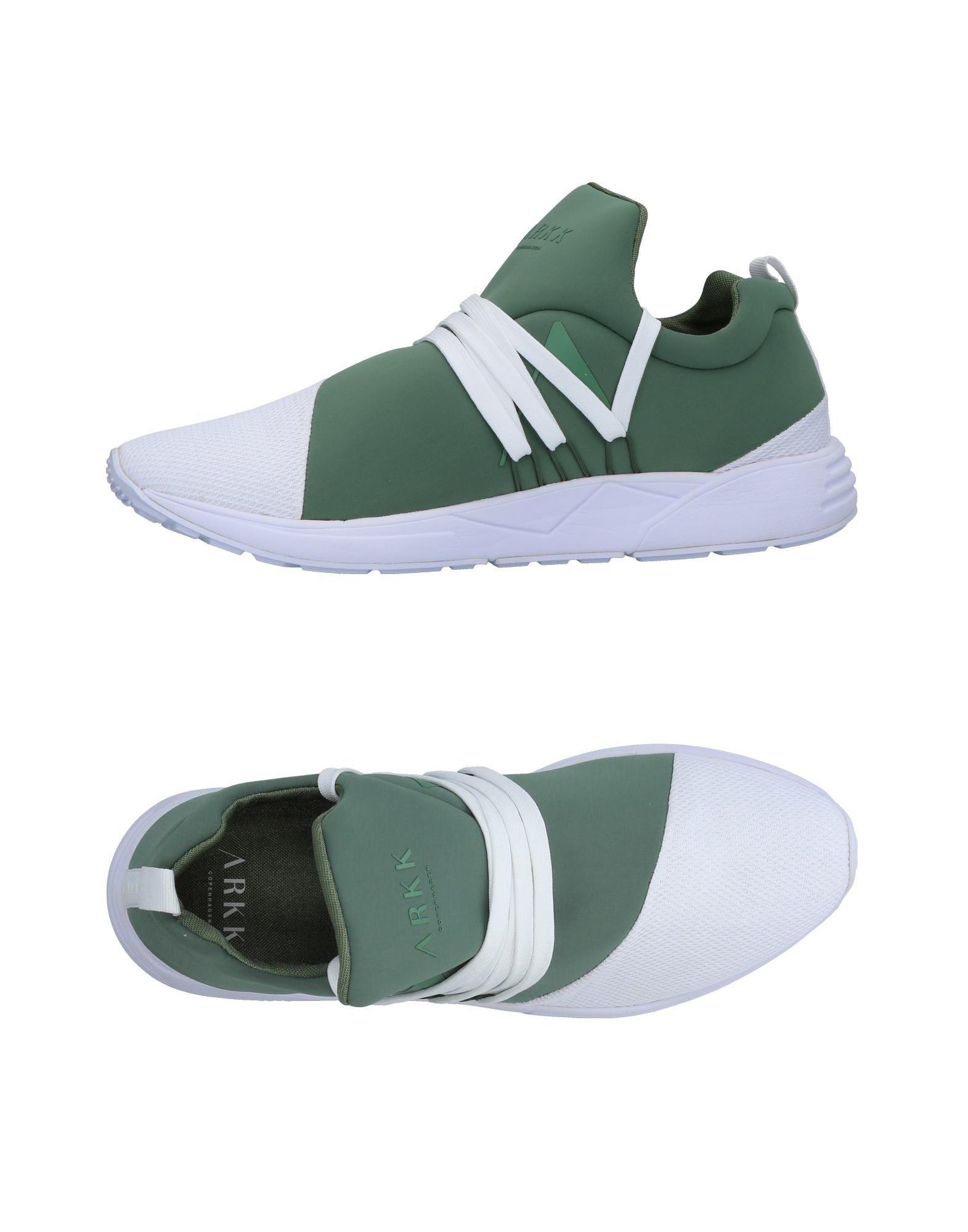 Rabatt echte Schuhe Arkk Copenhagen Sneakers Herren  11378689DM
