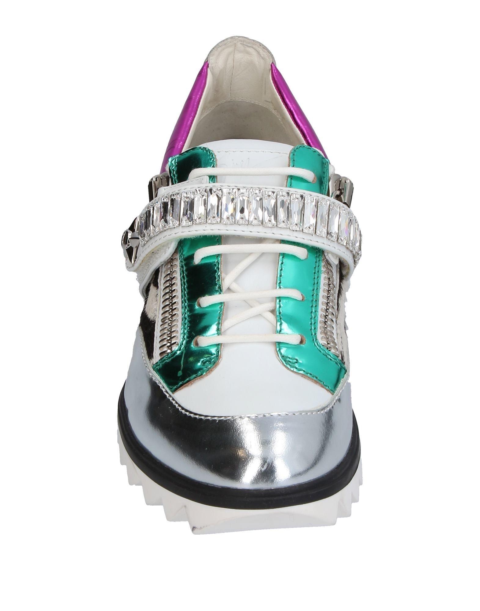 Sneakers Giuseppe Zanotti Design Homme - Sneakers Giuseppe Zanotti Design sur