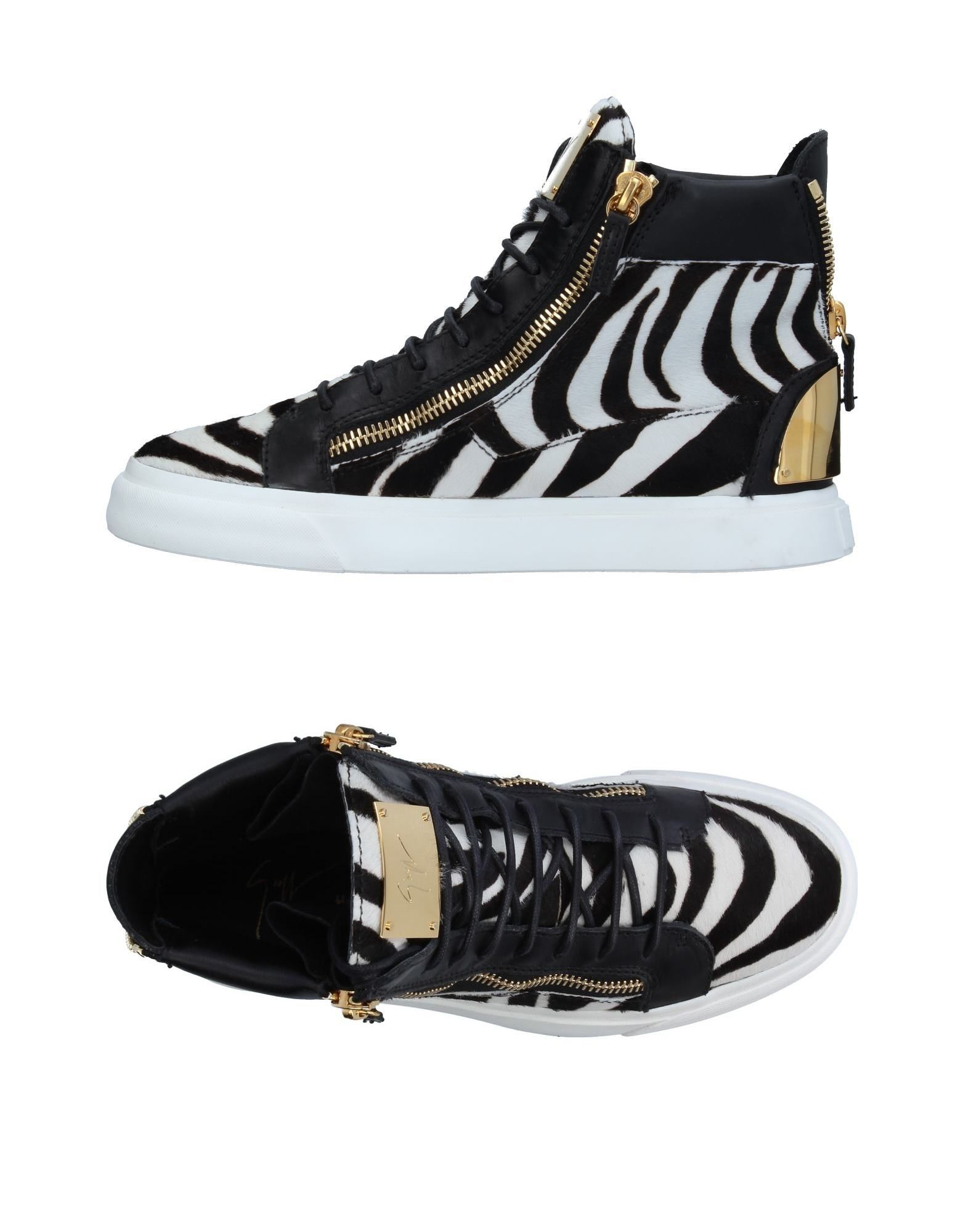 Sneakers Giuseppe Zanotti Homme - Sneakers Giuseppe Zanotti  Noir Les chaussures les plus populaires pour les hommes et les femmes