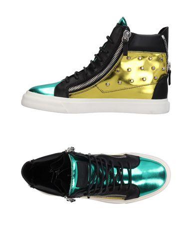 Zapatos con descuento Zapatillas Giuseppe Zanotti Hombre - Zapatillas Azul Giuseppe Zanotti - 11378749DA Azul Zapatillas turquesa fae398