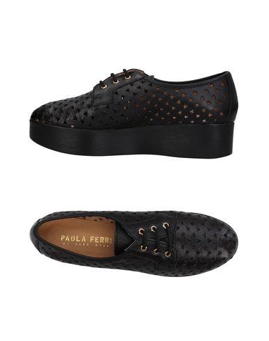 Billig Verkauf Mode-Stil Rabatt Manchester PAOLA FERRI Schnürschuhe Echt qFPYFU5FB
