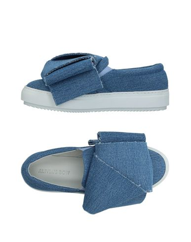 Bow Bleu Olivia's Bleu Bow Olivia's Sneakers Olivia's Sneakers R7OSAqwH