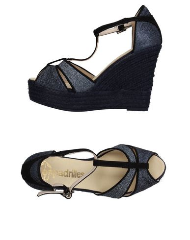 ESPADRILLES Sandales