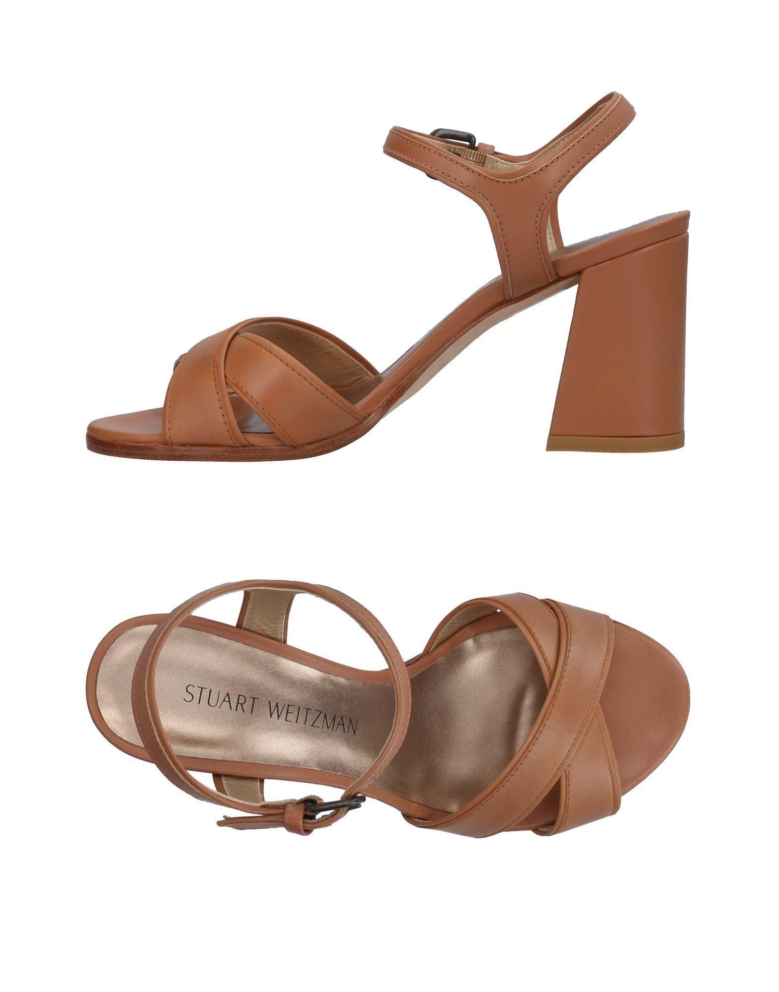 Rabatt Schuhe Stuart Weitzman Sandalen Damen  11378958AW