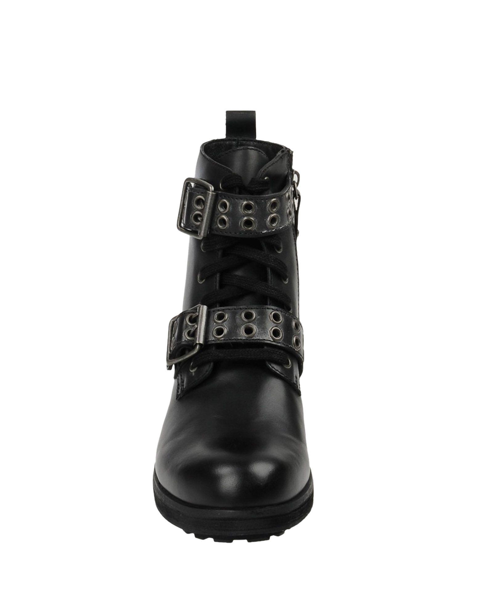 Gut um Stiefelette billige Schuhe zu tragenGei Gei Stiefelette um Damen  11379096QR 5eef6c