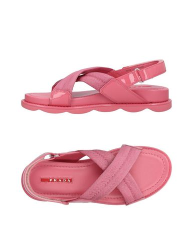 4bd6f4ceab84 Prada Sport Sandals - Women Prada Sport Sandals online on YOOX ...