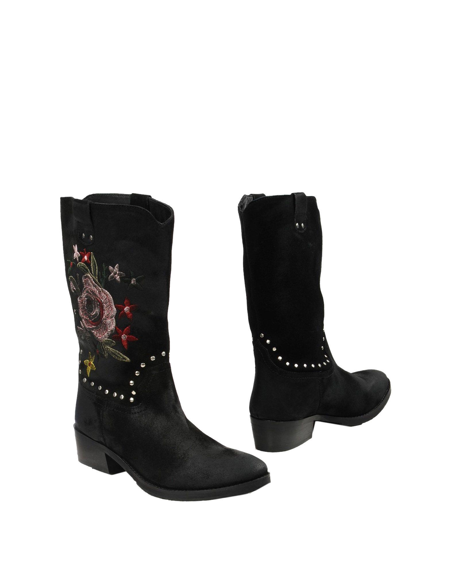 Stilvolle Stiefel billige Schuhe Gei Gei Stiefel Stilvolle Damen  11379165JU d72f35