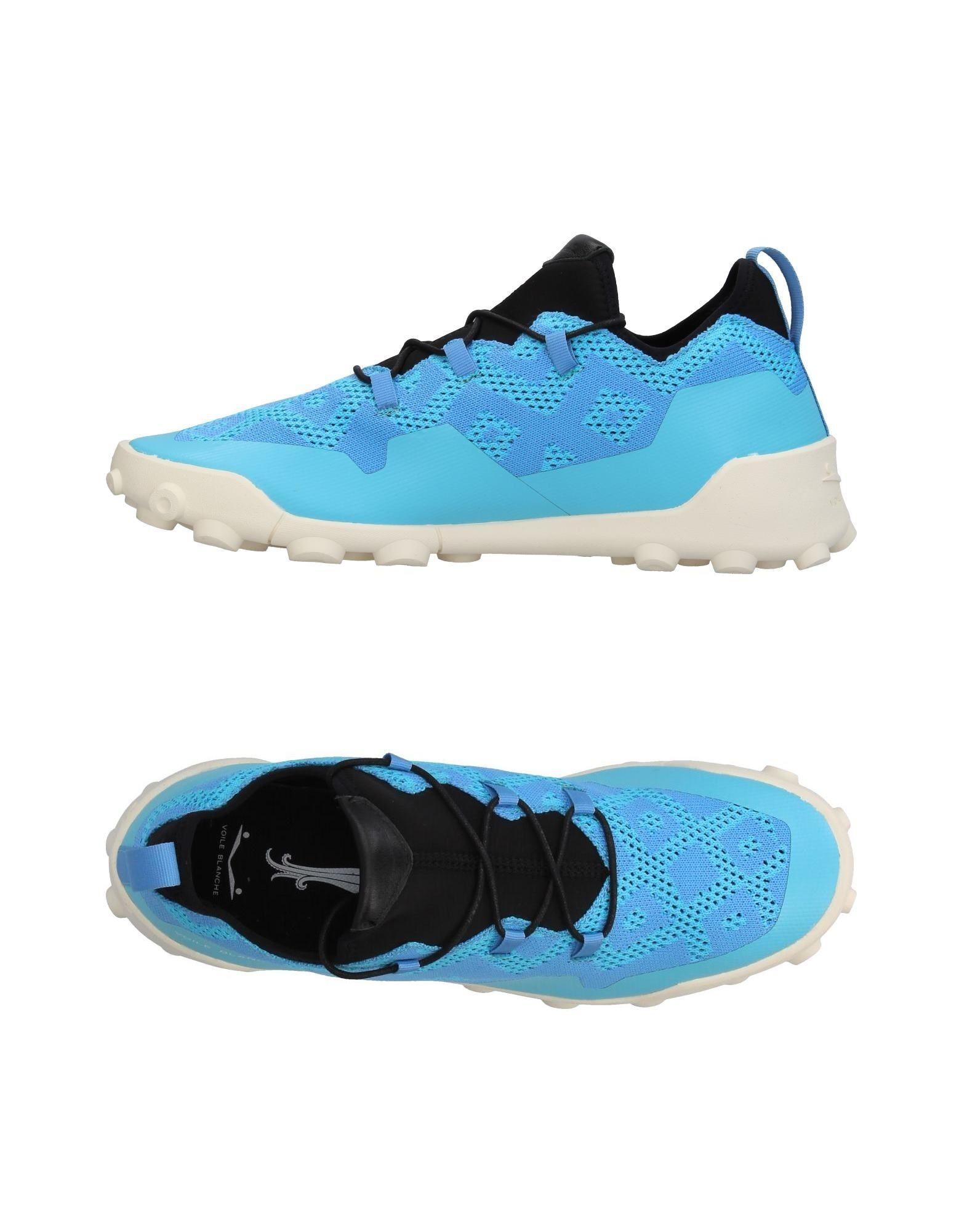 Rabatt echte Schuhe Voile Blanche Sneakers Herren  11379167SK