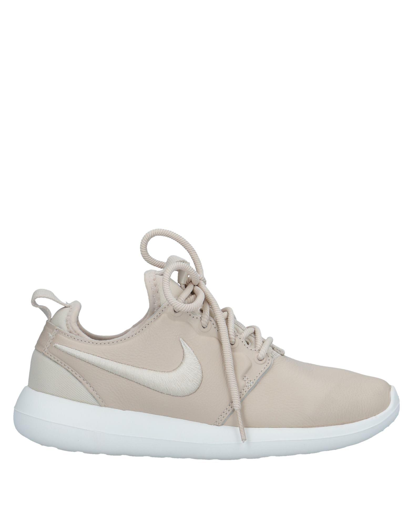 Baskets Nike Femme - Baskets Nike Beige Remise de marque