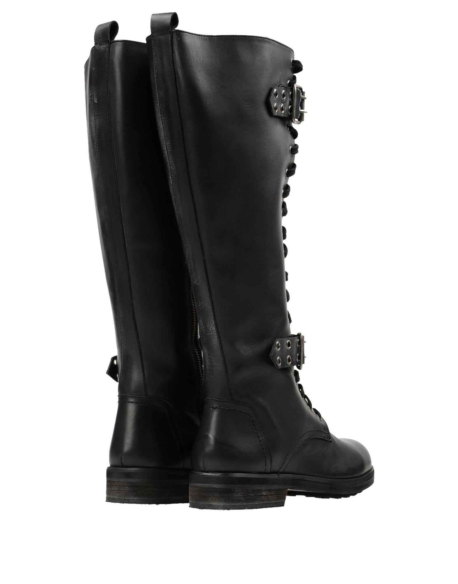 Stilvolle billige Schuhe Gei Gei Stiefel Damen  11379226QT