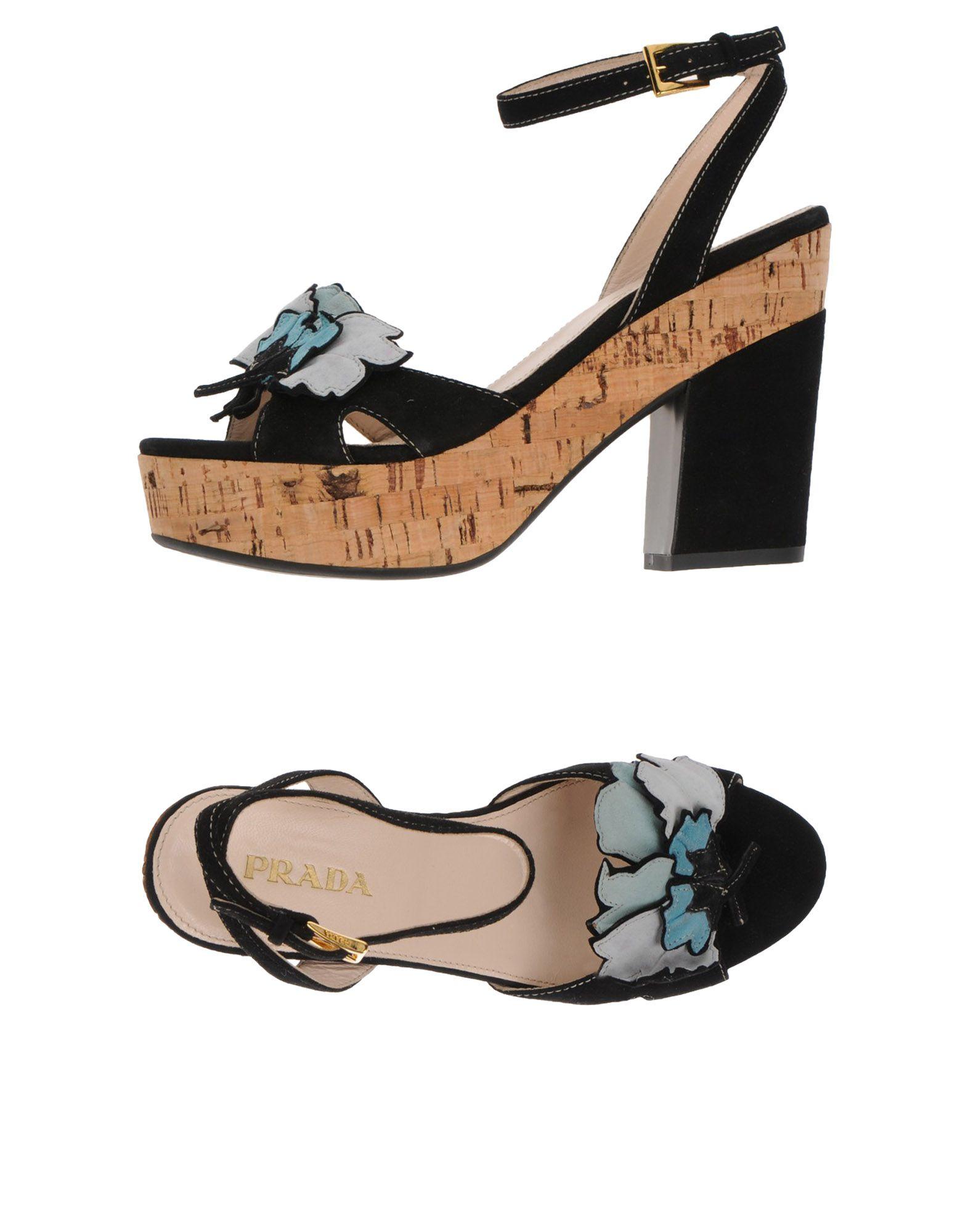 Moda Sandali Prada Donna Donna Prada - 11379270FW 529333