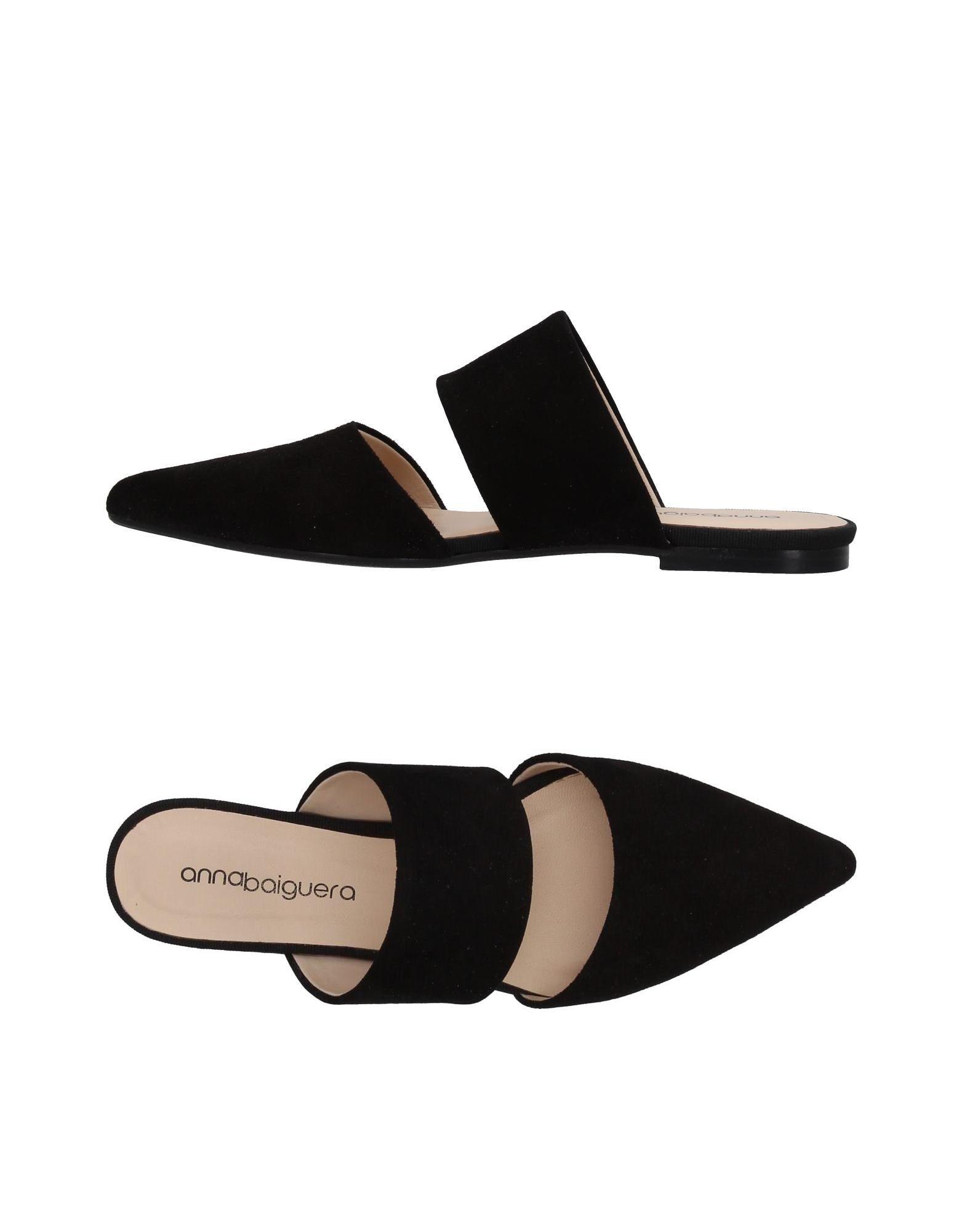 Anna Baiguera Pantoletten Damen  11379274CF Gute Qualität beliebte Schuhe