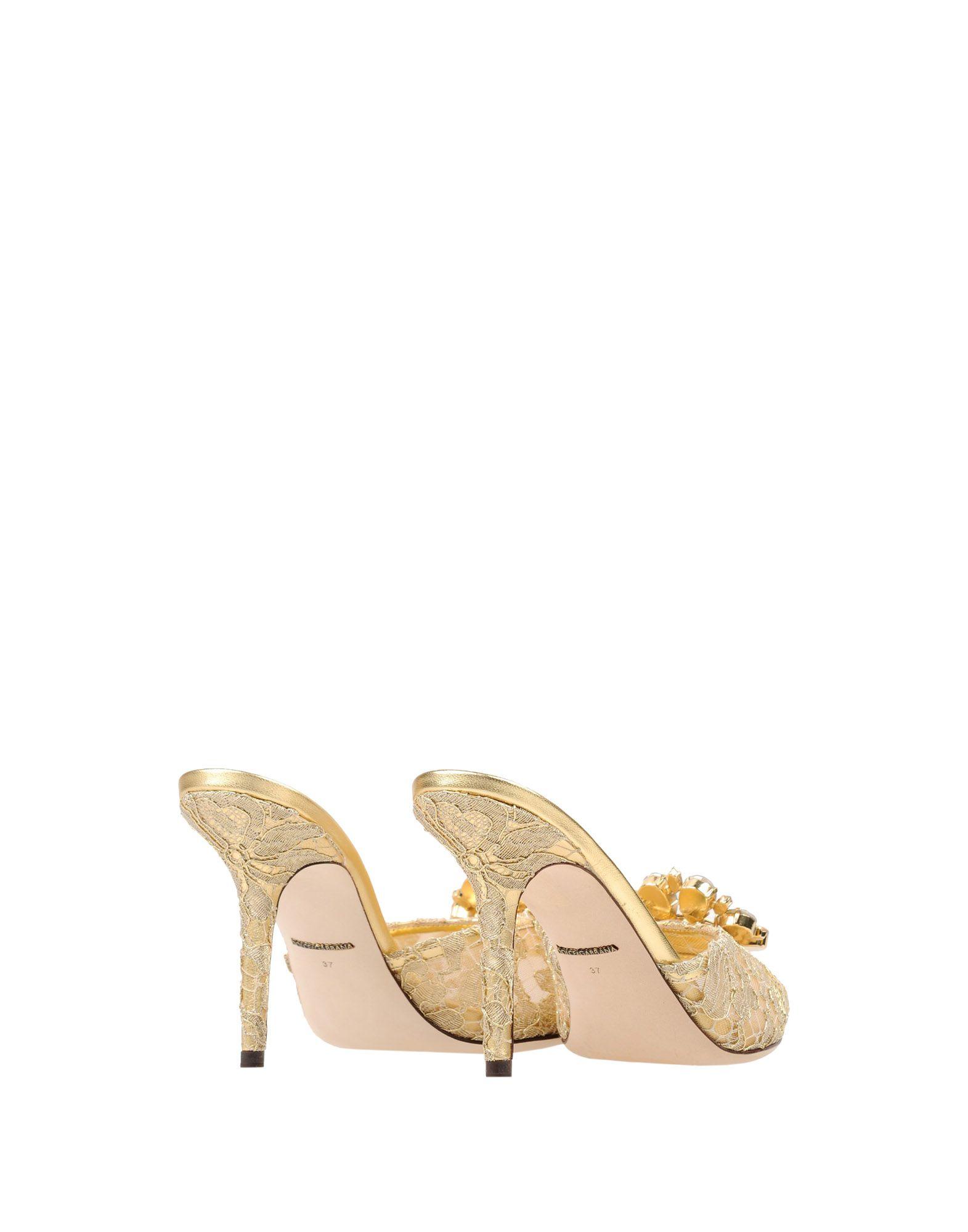 Dolce  & Gabbana Sandalen Damen  Dolce 11379292EBGünstige gut aussehende Schuhe 4de2dc