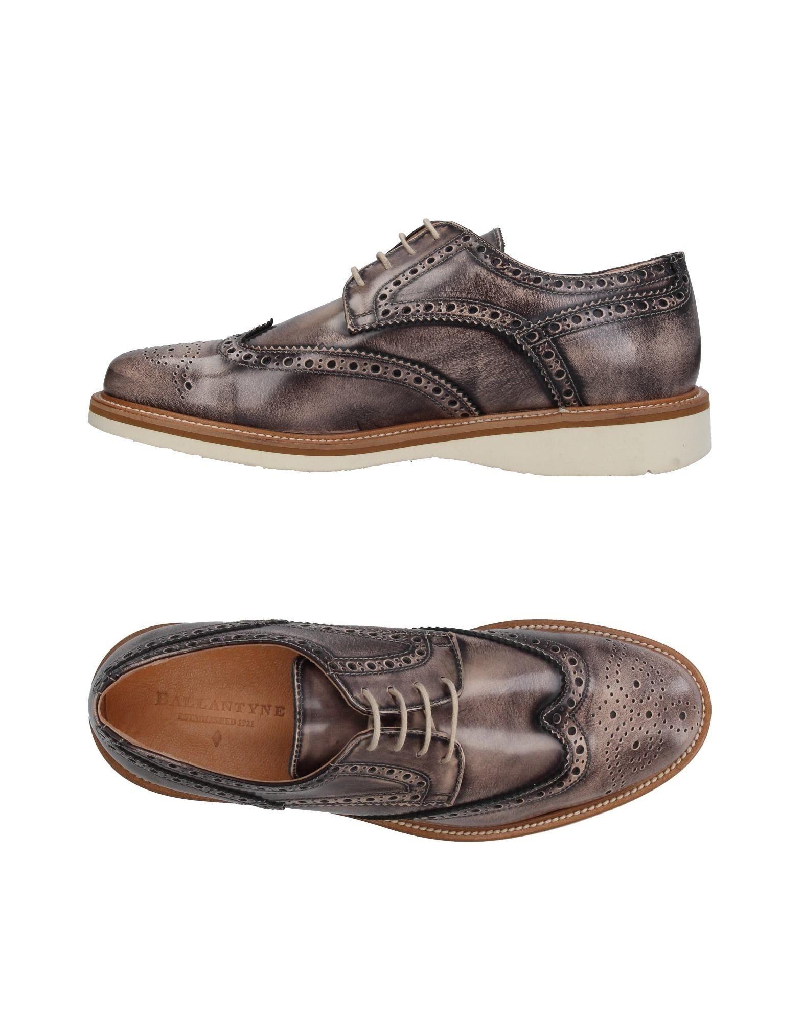 Rabatt echte Schuhe Ballantyne Schnürschuhe Herren  11379474RP