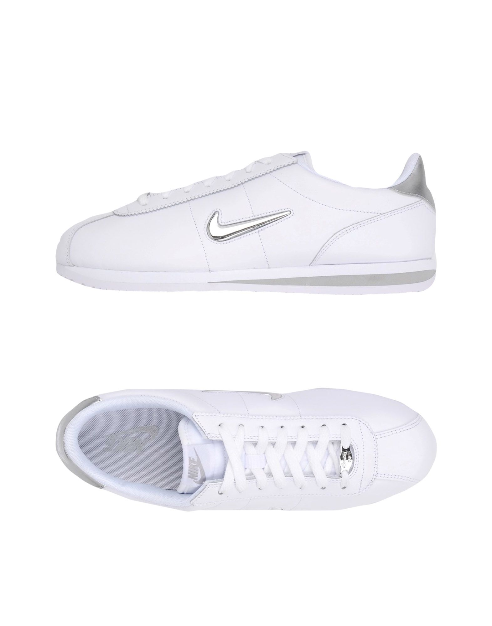 Sneakers Nike Cortez Basic Jewel -  Homme - Sneakers Nike  - Blanc Meilleur modèle de vente d45c1f