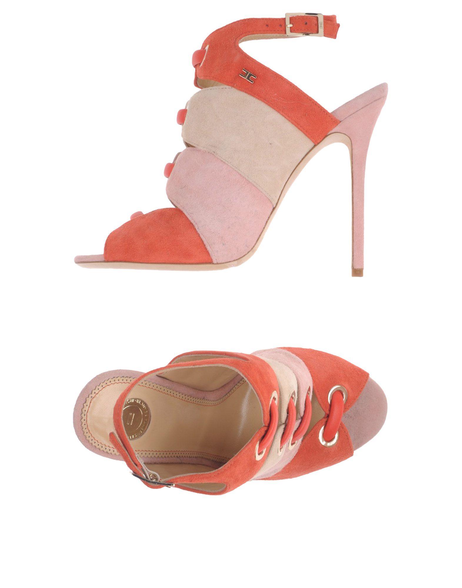 Stilvolle 11379592GH billige Schuhe Elisabetta Franchi Sandalen Damen  11379592GH Stilvolle b10679