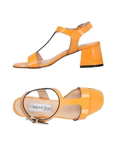 Los zapatos más populares para hombres y mujeres Sandalia Sandalias Giampaolo Viozzi Mujer - Sandalias Sandalia Giampaolo Viozzi - 11379611ND Naranja 1e594b