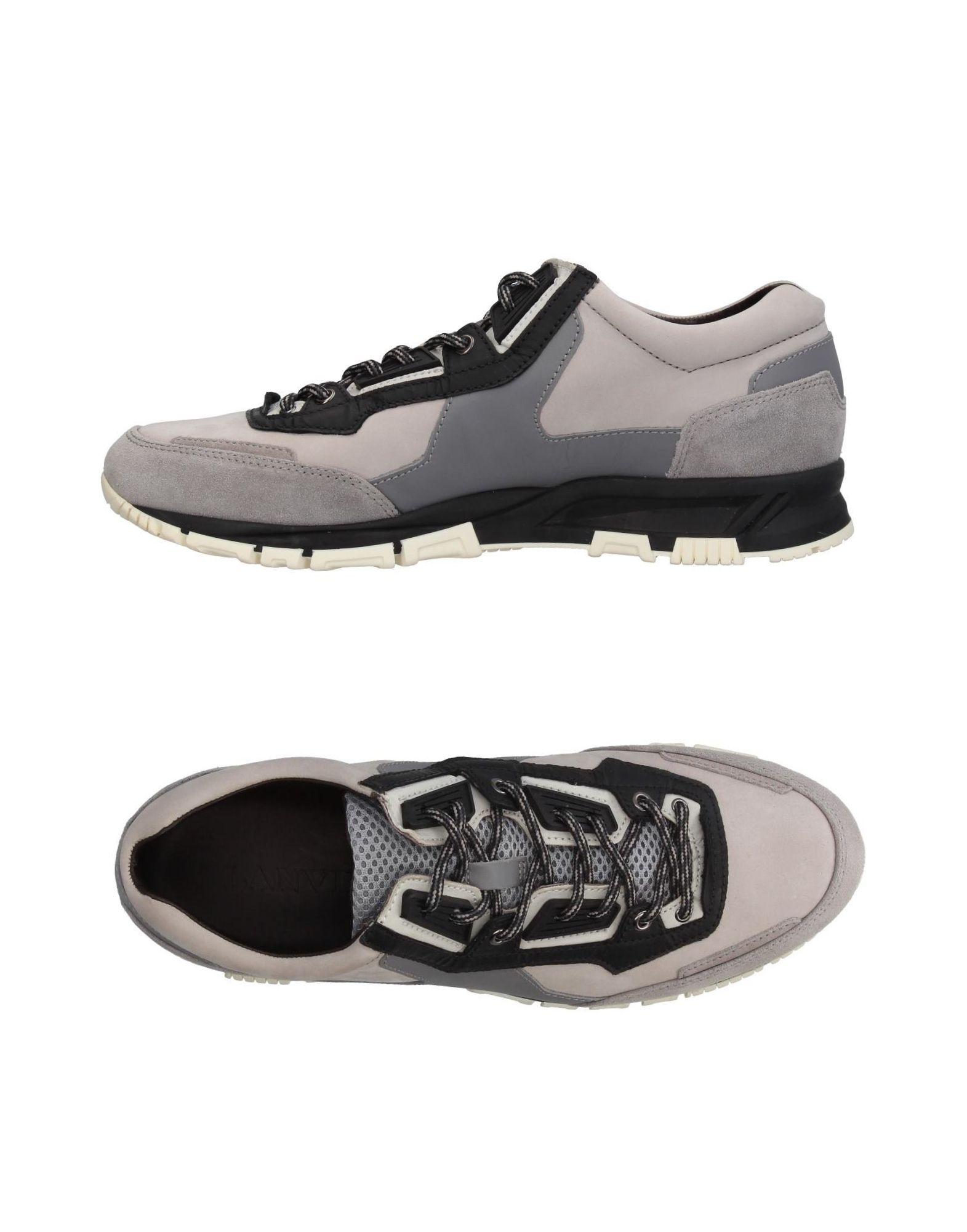 Lanvin Sneakers Herren  11379663UK Gute Qualität beliebte Schuhe