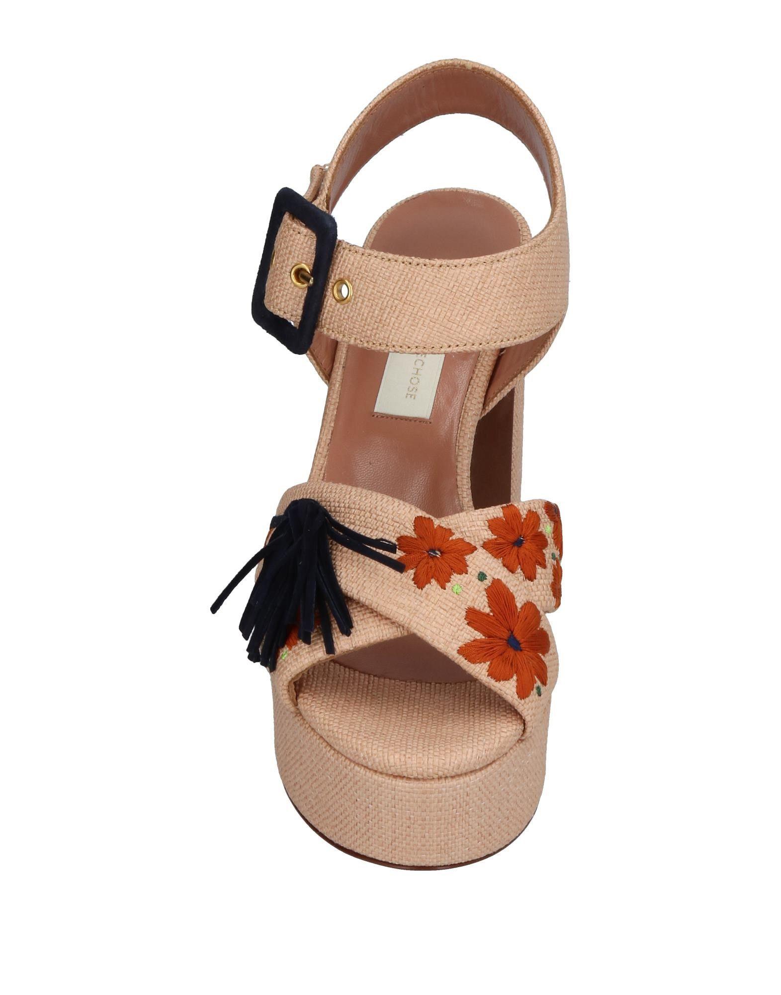 Stilvolle billige Schuhe L' Autre 11379669HJ Chose Sandalen Damen  11379669HJ Autre 1393cb