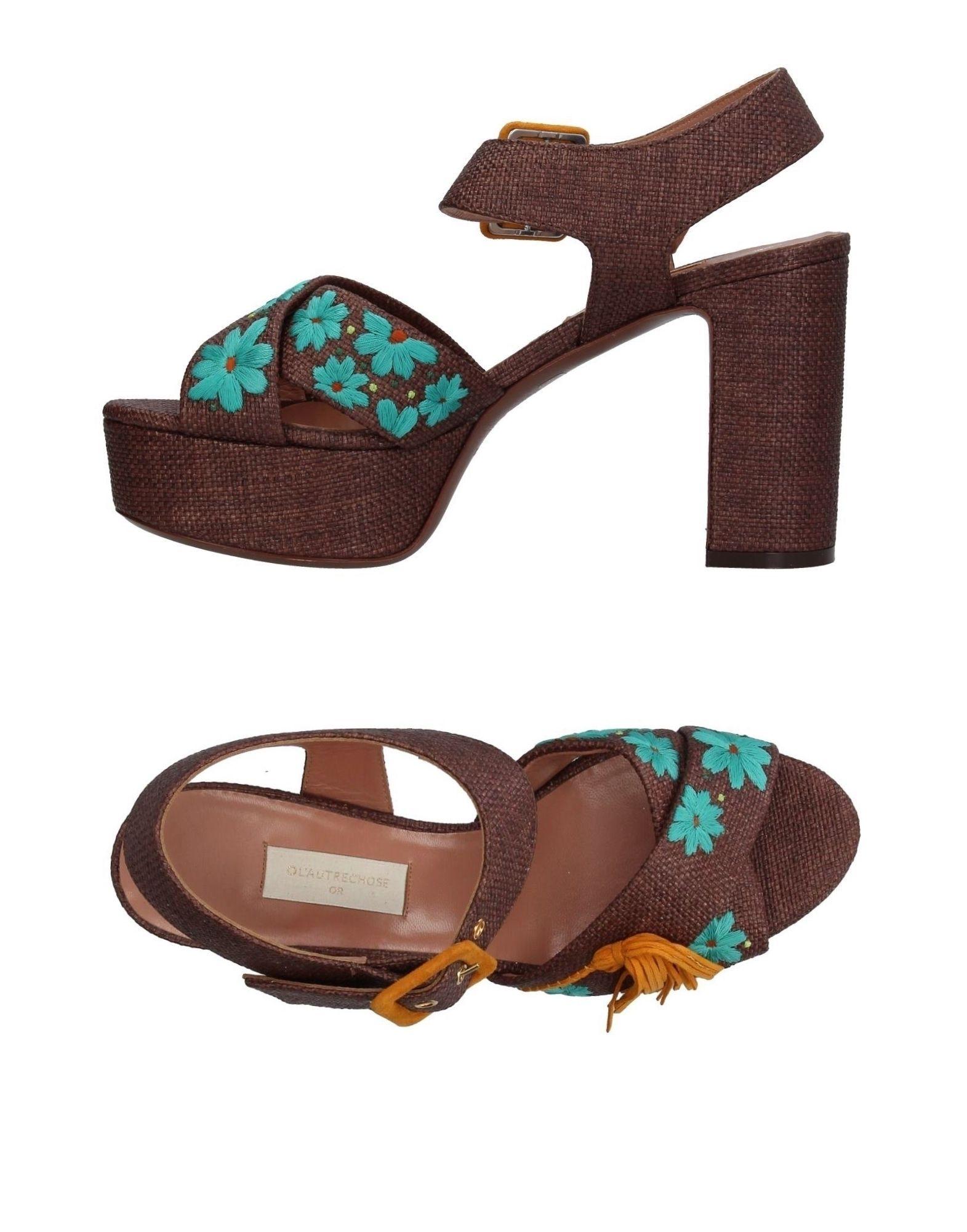 L' Autre Chose Sandalen Damen  11379669QD Neue Schuhe