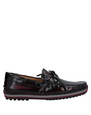 Zapatos con descuento Mocasín Emporio Armani Hombre - Mocasines Emporio Armani - 11379776UD Burdeos