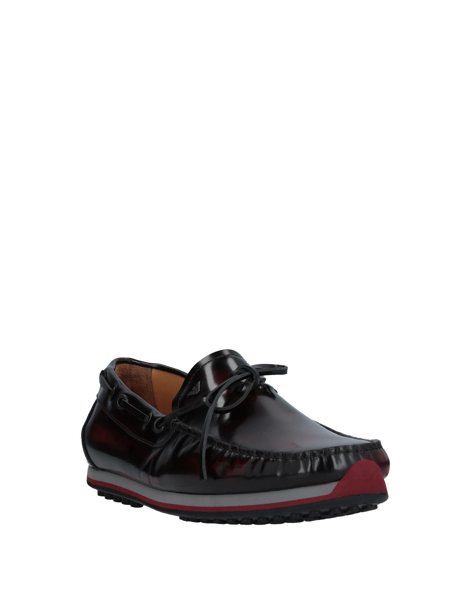 Emporio Armani Mokassins Herren  11379776UD Gute Gute 11379776UD Qualität beliebte Schuhe 30ee8c