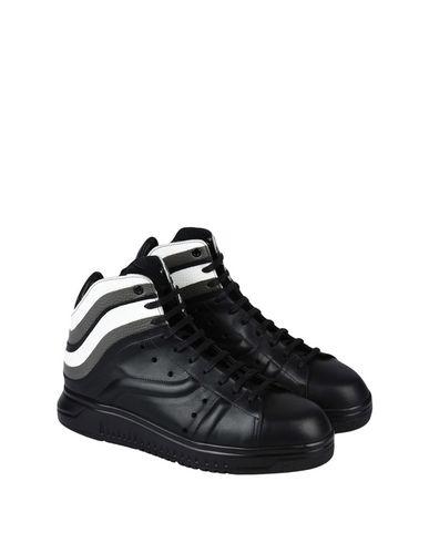 EMPORIO ARMANI Sneakers Chaussures   YOOX.COM