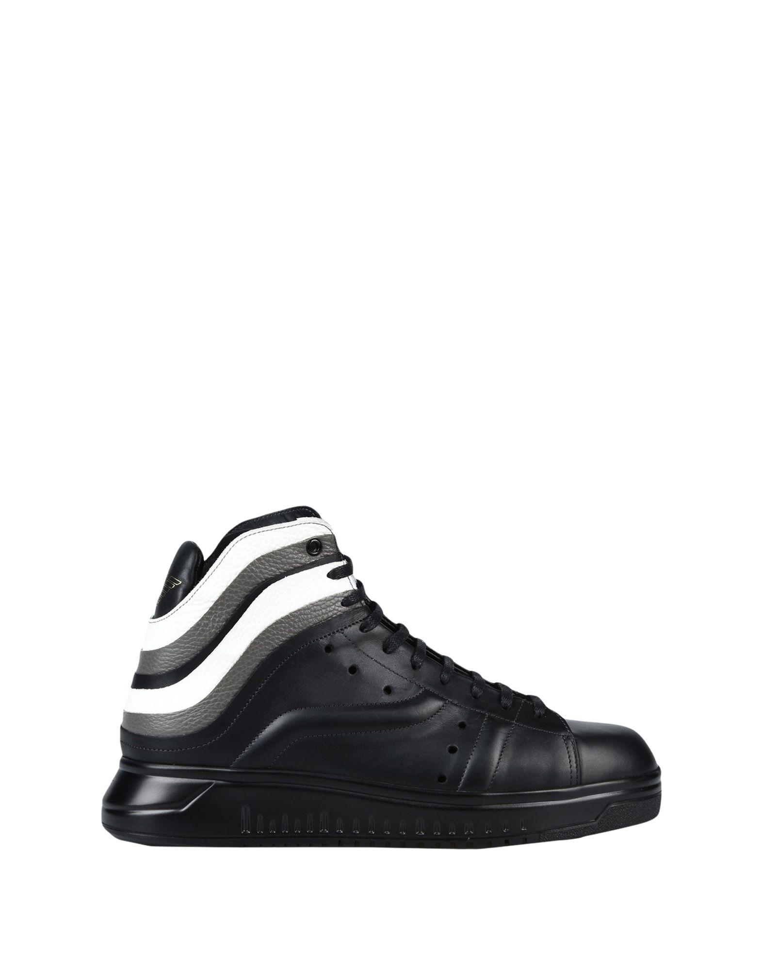 Emporio Armani Sneakers Sneakers Sneakers - Men Emporio Armani Sneakers online on  Canada - 11379797XB 3ba8f5