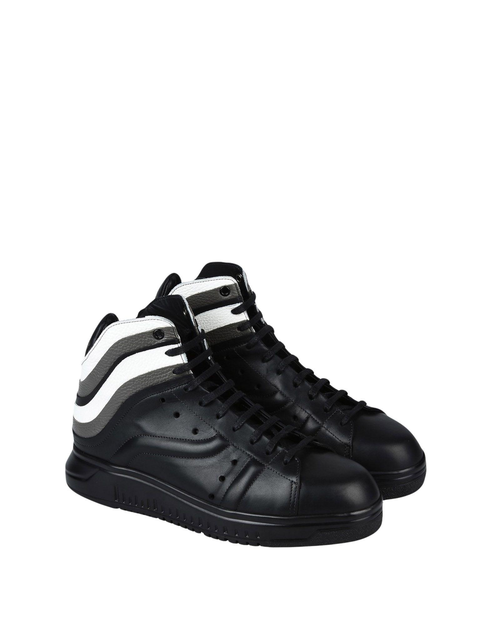 Emporio Armani Sneakers Sneakers Sneakers - Men Emporio Armani Sneakers online on  Canada - 11379797XB ee9823
