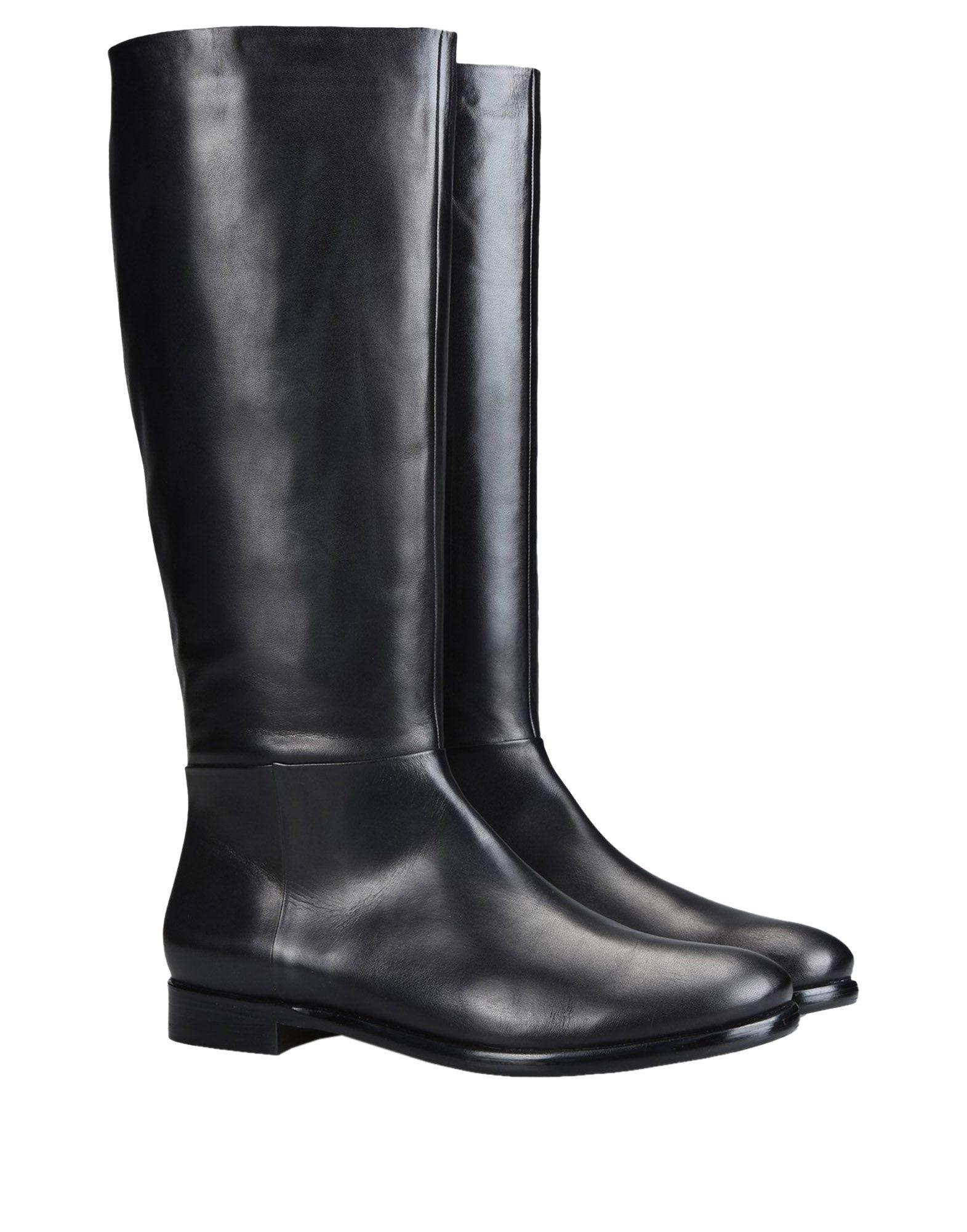 Rabatt Schuhe Emporio Armani Stiefel Damen  11379819GL