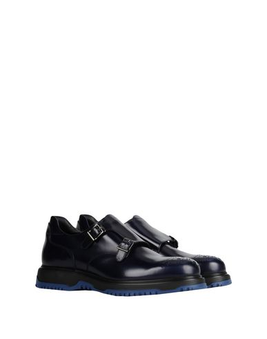 Zapatos con descuento - Mocasín Emporio Armani Hombre - descuento Mocasines Emporio Armani - 11379829AP Azul oscuro f02159