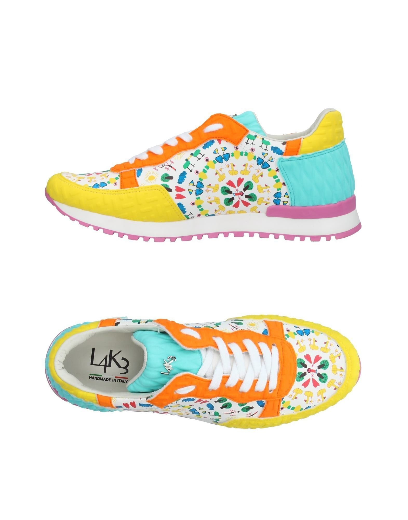Moda Sneakers L4k3 Donna - 11379837RE