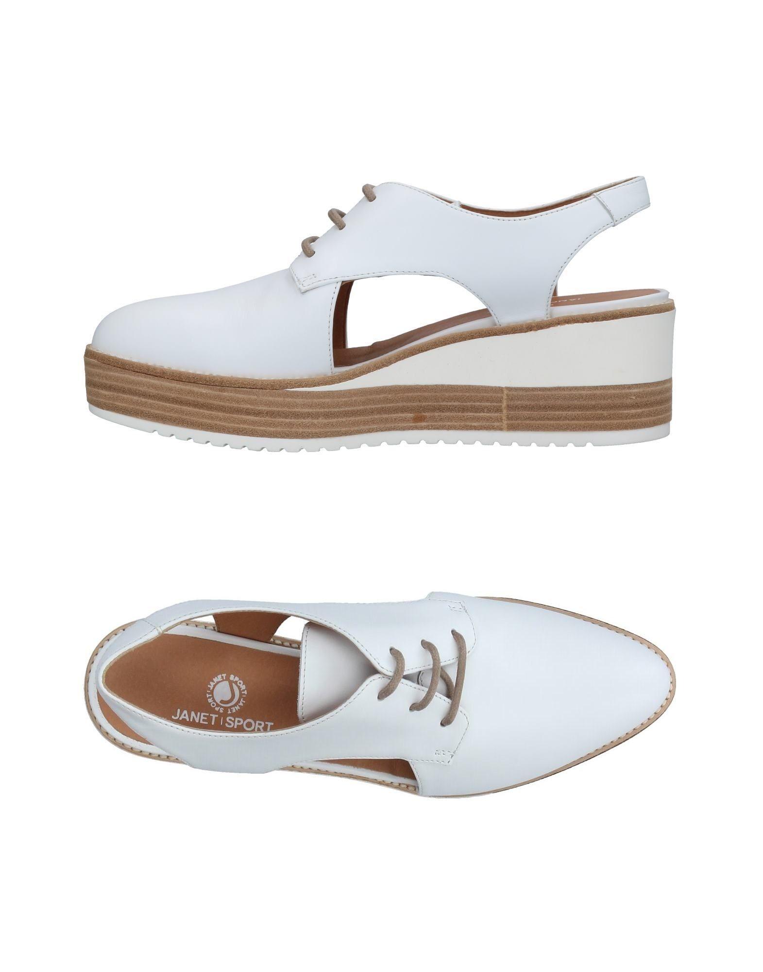 Chaussures À Lacets Janet Sport Femme - Chaussures À Lacets Janet Sport sur