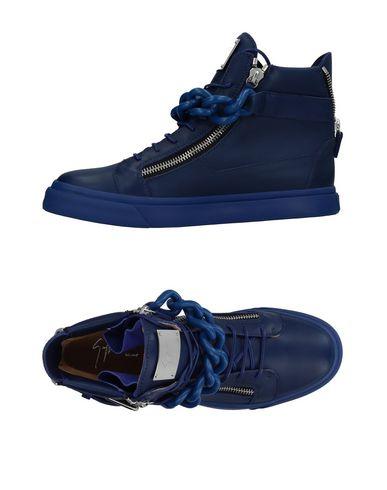 Zapatos con descuento Zapatillas Giuseppe Zanotti Hombre - Zapatillas Giuseppe Zanotti - 11379993OV Azul marino