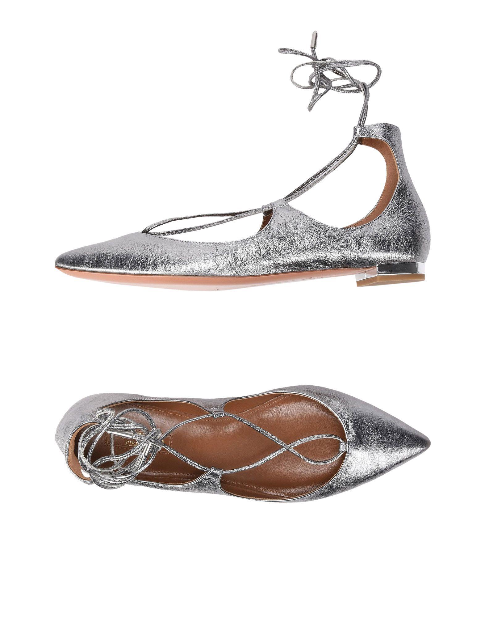 Scarpe economiche e resistenti Ballerine Aquazzura Donna - 11379999ES
