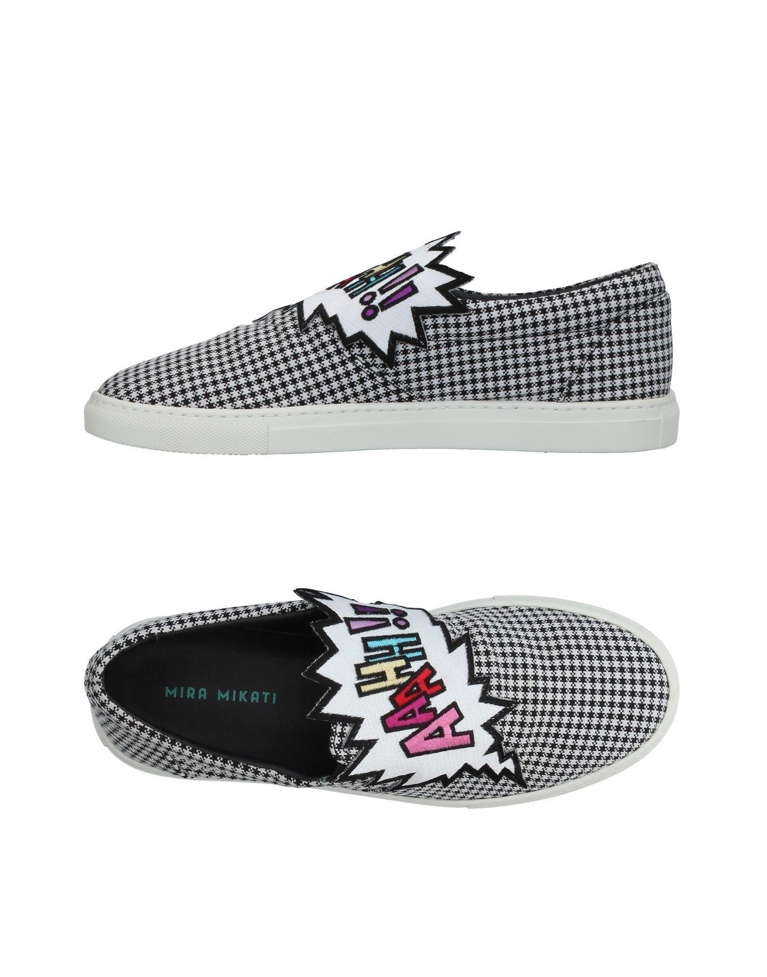 Rabatt Schuhe Mira Mikati Sneakers Damen  11380231OH
