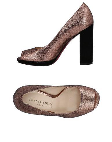 Casual salvaje Zapato Mujer De Salón Franco Colli Mujer Zapato - Salones Franco Colli - 11380259NO Cobre 8a6316