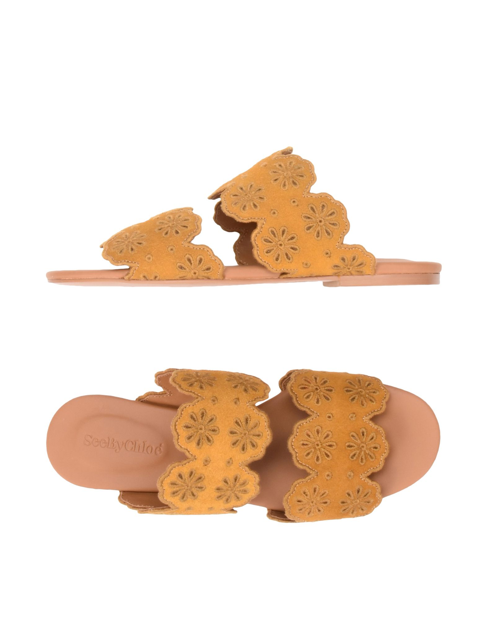 Rabatt Schuhe See By Chloé Sandalen Damen  11380269CD