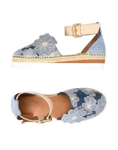 Zapatos casuales salvajes Sandalia See By See Chloé Mujer - Sandalias See By By Chloé - 11380301MU Azul celeste 992bfc