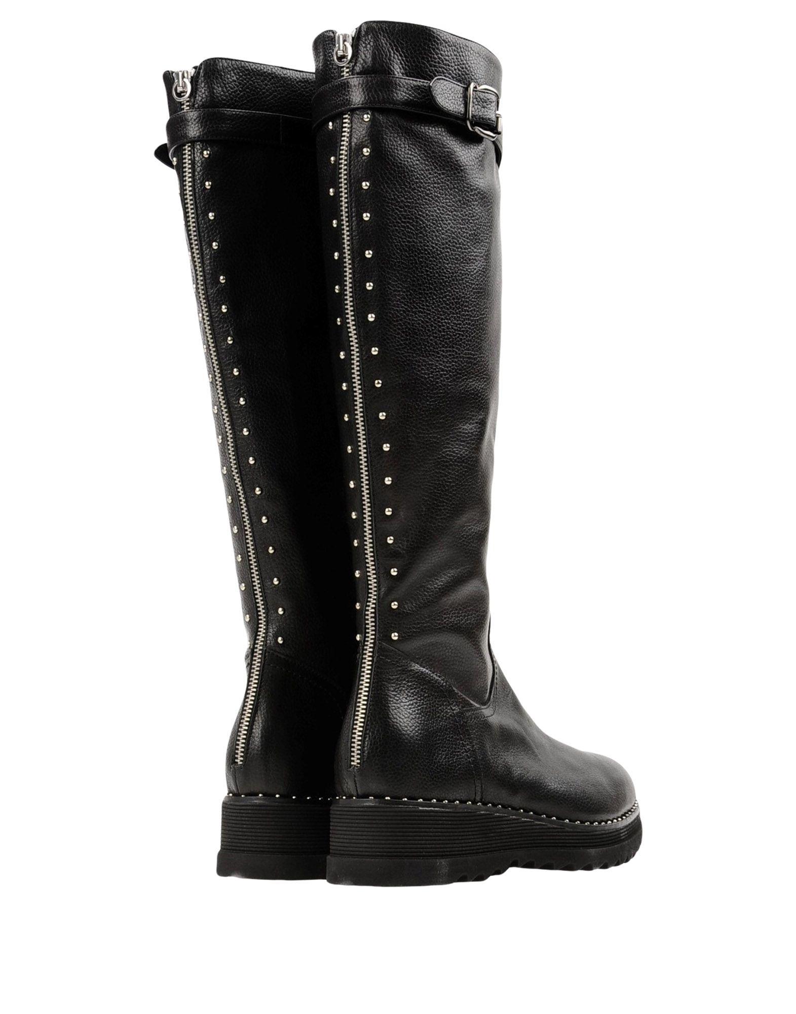 Stilvolle billige Schuhe 8 Stiefel Damen  11380306TI