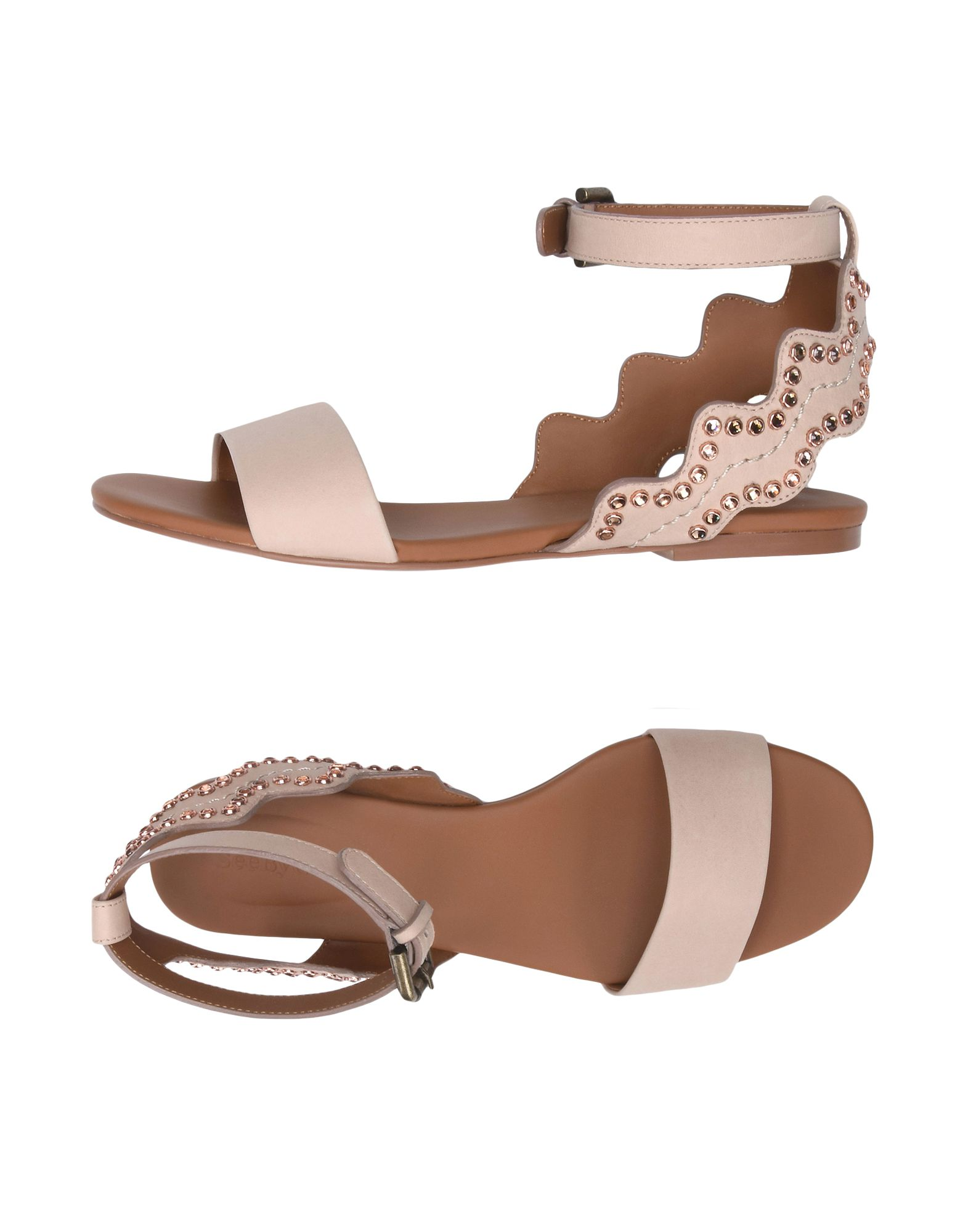 See By Chloé Sandals - Women See By Chloé Sandals Sandals Sandals online on  United Kingdom - 11380312VQ 273925